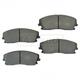 1ABPS00265-Brake Pads CERAMIC Front