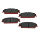 1ABPS00279-Brake Pads Rear