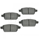 1ABPS00276-Brake Pads Rear