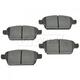 1ABPS00276-Brake Pads Rear
