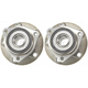 1ASHS00235-Volkswagen Golf Wheel Bearing & Hub Assembly Pair Front
