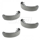 1ABPS00370-Brake Shoes Rear