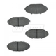 1ABPS00371-1998-02 Brake Pads Front