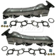 1AEEK00125-Toyota Sequoia Tundra Exhaust Manifold & Gasket Kit Pair  Dorman 674-684  674-683