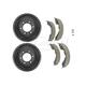 1ABDS00047-Brake Shoe & Drum Kit Rear
