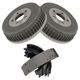 1ABDS00053-1995-03 Ford Windstar Brake Kit