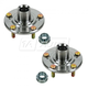 1ASHS00248-Wheel Hub Pair Front