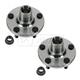 1ASHS00246-Wheel Hub Pair