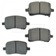 1ABPS00367-Brake Pads Front