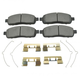 1ABPS00365-Brake Pads Front  Nakamoto MD1083