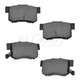 1ABPS00364-Brake Pads Rear