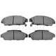 1ABPS00359-Honda Accord Brake Pads Front