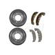 1ABDS00059-1999 Brake Shoe & Drum Kit Rear