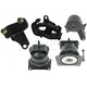 1AEEK00149-Acura TL Honda Accord Engine & Transmission Mount Kit