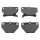 1ABPS00354-Brake Pads Rear