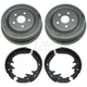 1ABDS00025-Brake Drum & Shoe Kit