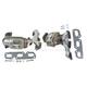 1AEEK00138-2000-01 Mazda MPV Exhaust Manifold with Catalytic Converter & Gasket Kit Pair