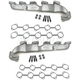 1AEEK00136-Ford Exhaust Manifold & Gasket Kit Pair