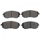 1ABPS00341-Brake Pads Front