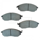 1ABPS00340-Brake Pads Front