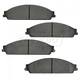 1ABPS00345-Brake Pads Front