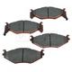 1ABPS00336-Brake Pads CERAMIC Front