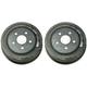 1ABDS00035-Brake Drum Pair