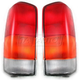 1ALTP00029-1997-01 Jeep Cherokee Tail Light Pair
