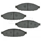 1ABPS00328-2004-08 Chrysler Pacifica Brake Pads