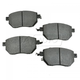 1ABPS00323-Brake Pads Front  Nakamoto MD969