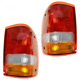 1ALTP00012-1993-97 Ford Ranger Tail Light Pair