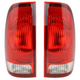 1ALTP00015-Ford Tail Light Pair