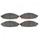 1ABPS00318-Brake Pads CERAMIC Front