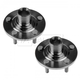 1ASHS00212-1995-98 Ford Windstar Wheel Hub Pair Front