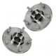 1ASHS00214-Wheel Hub Front Pair