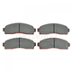 1ABPS00305-Brake Pads Front  Nakamoto CD833