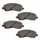 1ABPS00308-Brake Pads Front