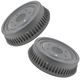 1ABDS00076-Brake Drum Rear Pair