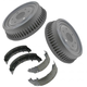 1ABDS00077-Brake Shoe & Drum Kit Rear