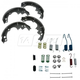 1ABDS00079-Brake Shoe & Hardware Kit Rear