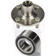 1ASHS00293-Wheel Bearing & Hub Kit Front