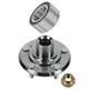 1ASHS00295-Acura MDX Honda Pilot Wheel Bearing & Hub Kit Front