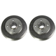 1ABDS00016-2000-08 Ford Focus Brake Drum Pair