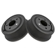 1ABDS00011-Jeep Brake Drum Pair