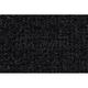 ZAICC00375-1982-85 Honda Accord Cargo Area Carpet 801-Black