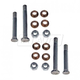 1ADRK00062-Honda Accord Ridgeline Door Hinge Pin & Bushing Kit (4 Pins  8 Bushings  & 4 Lock Nuts)