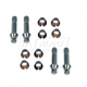 1ADRK00058-2004-10 Chevy Colorado GMC Canyon Door Hinge Pin & Bushing Kit (4 Pins & 8 Bushings)