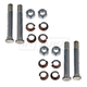 1ADRK00059-2000-13 Toyota Tundra Door Hinge Pin & Bushing Kit (4 Pins  8 Bushings  & 4 Lock Nuts)