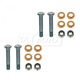 1ADRK00054-Door Hinge Pin & Bushing Kit (4 Pins  8 Bushings  & 4 Lock Nuts) Front Pair  Dorman 38462