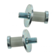 1ADRK00043-Door Striker Bolt Kit Pair